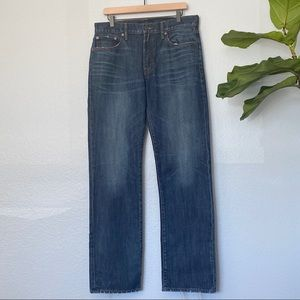 NWOT Lucky Brand 363 Vintage Straight Jean, 32W